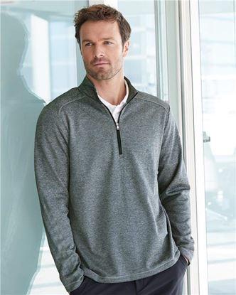 Image de Chandail 1/4 zip tricot - Adidas
